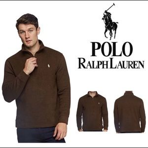 NWT Polo by Ralph Lauren 1/4 Zip Pullover